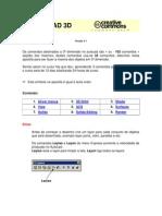 Apostila Autocad 3D - Versão 2.1