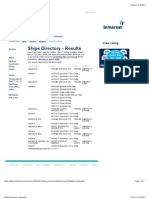 Documentation of Iranian-linked ships - Inmarsat's ship directory