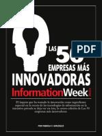 50 empresas innovadoras