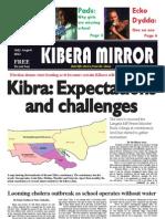 Kibera Mirror JULY