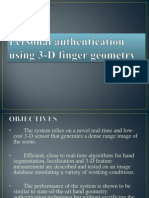 3DFinger