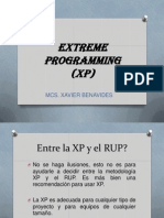 METODOLOGÍA eXtreme Programming (XP)