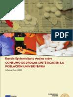 Consumo Drogas Informe Peru