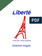 Liberté - A First Year French Textbook