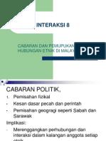 Cabaran Dan Pemupukan Hubungan Etnik Di Malaysia