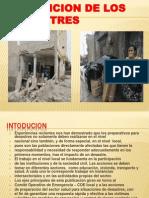 Desastres Salud Publica