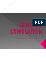 Sensory Stimulation Cm