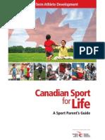 A Sport Parent's Guide