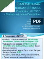 New-Tonggak Pendidikan Unesco (Presentation)