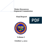 Water Resources Development Report - Arizona 2011