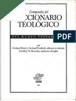 Compendio del Diccionario Teólogico del Nuevo Testamento - Alfa Dseta