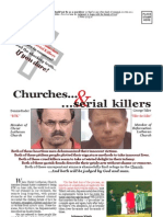 What do Churches & Serial Killers Have in Common? (Militant Prolife Propaganda)
