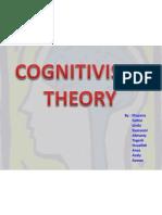 Group a Cognitivism