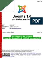 Joomla 1.6 - Das Kleine Handbuch