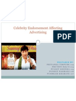Celebrity Endorsement Affecting Advertising (3)