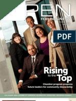 Open For Business Magazine - August/September 12 Issue