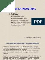 Robotica Industrial 1 y 2