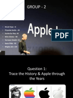 Apple Inc Final Ppt