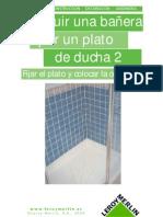 Plato de ducha 2
