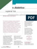 Educacion Diabetica Superar Los Obstaculos Afectivos