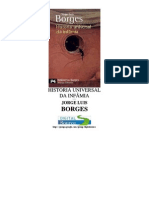 Jorge Luis Borges - História Universal da Infâmia