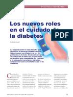 Los Nuevos Roles en El Cuidado de Diabetes
