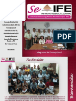 Revista Se IFE Julio