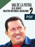 Objetivo Historico 2 El Socialismo