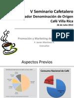 Promoción y Marketing del Café Villa Rica