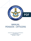 Manual Pension Officers
