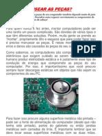 06- COMO MANUSEAR PEÇAS