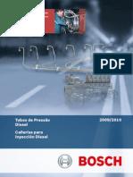 BOSCH CATALOGO TUBO PRESSÃO 2009/2010 EM PDF