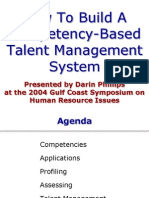 Comp Based Talent Mgmt System