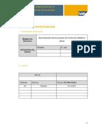 control de calidad de un proyecto simple