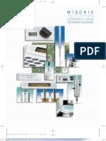 Misonix Sonicator Brochure