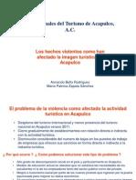 Los Hechos Violentos Como Han Afectado La Imagen Turistica de Acapulco
