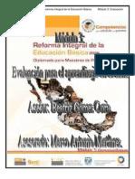 Diplomado RIEB Módulo 3 Evaluación para el aprendizaje en el aula
