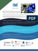 ShareVault Brochure Life Sciences