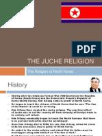 The Juche Religion