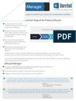 ShareVault Guide Bio Lifecycle Manager