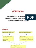 GESTÃO DO DESEMPENHO - APRESENTAÇÃO