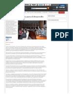 30-07-2012 Es una realidad la Ley para el Desarrollo Agrícola Sustentable