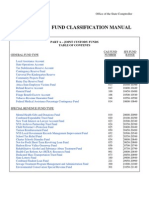 New York State Funds Classification Manual - Sep 2011