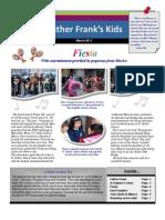 FFK Newsletter 2011