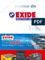 Exide Industries