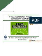 LECTURAS SESIÓN 3 ANALISIS ELECTORADO