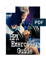 h Px Exercise Descriptions