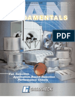 Greenheck Fan Fundamentals D299