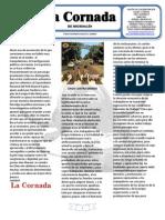LA CORNADA AÑO 2 Nº 6 MAYO 2012