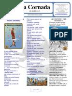 LA CORNADA AÑO 2, Nº 8, AGOSTO 2012